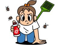 ゴキブリ退治